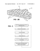 NONWOVEN PANEL AND METHOD OF CONSTRUCTION THEREOF diagram and image