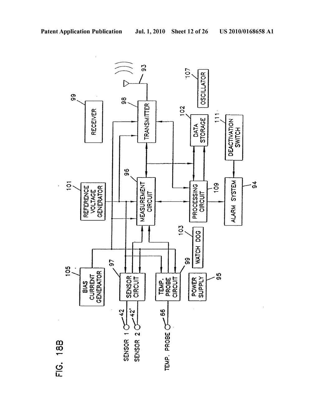 Analyte Monitoring Device and Methods of Use - diagram, schematic, and image 13