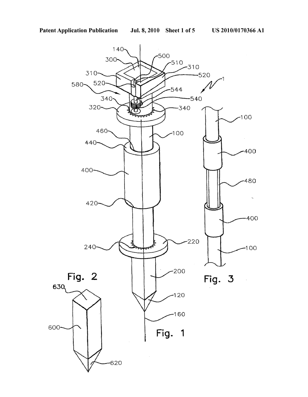 SURVEY HUB INSTALLATION APPARATUS AND METHOD OF USE - diagram