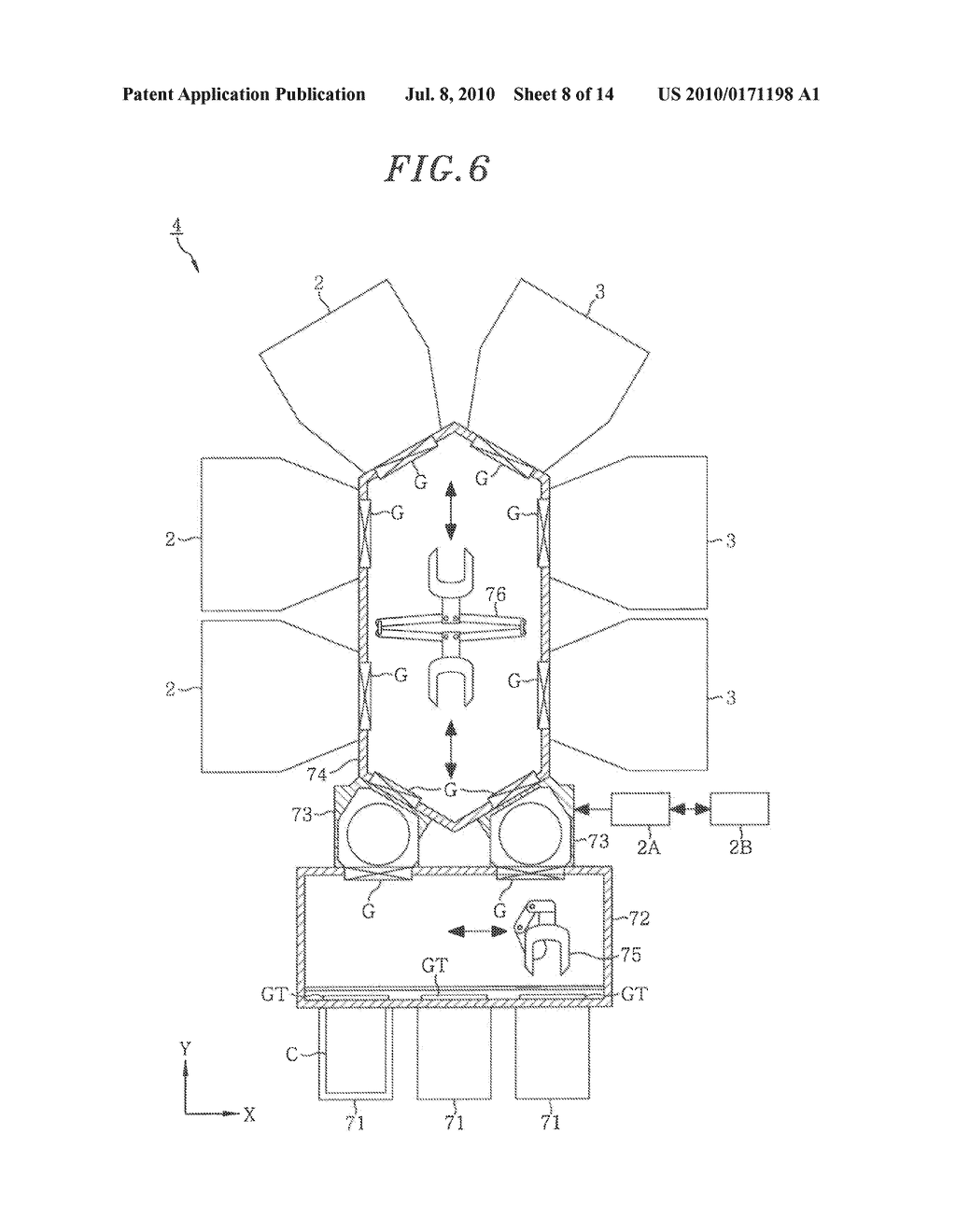 METHOD FOR MANUFACTURING SEMICONDUCTOR DEVICE, SEMICONDUCTOR DEVICE, SEMICONDUCTOR MANUFACTURING APPARATUS AND STORAGE MEDIUM - diagram, schematic, and image 09