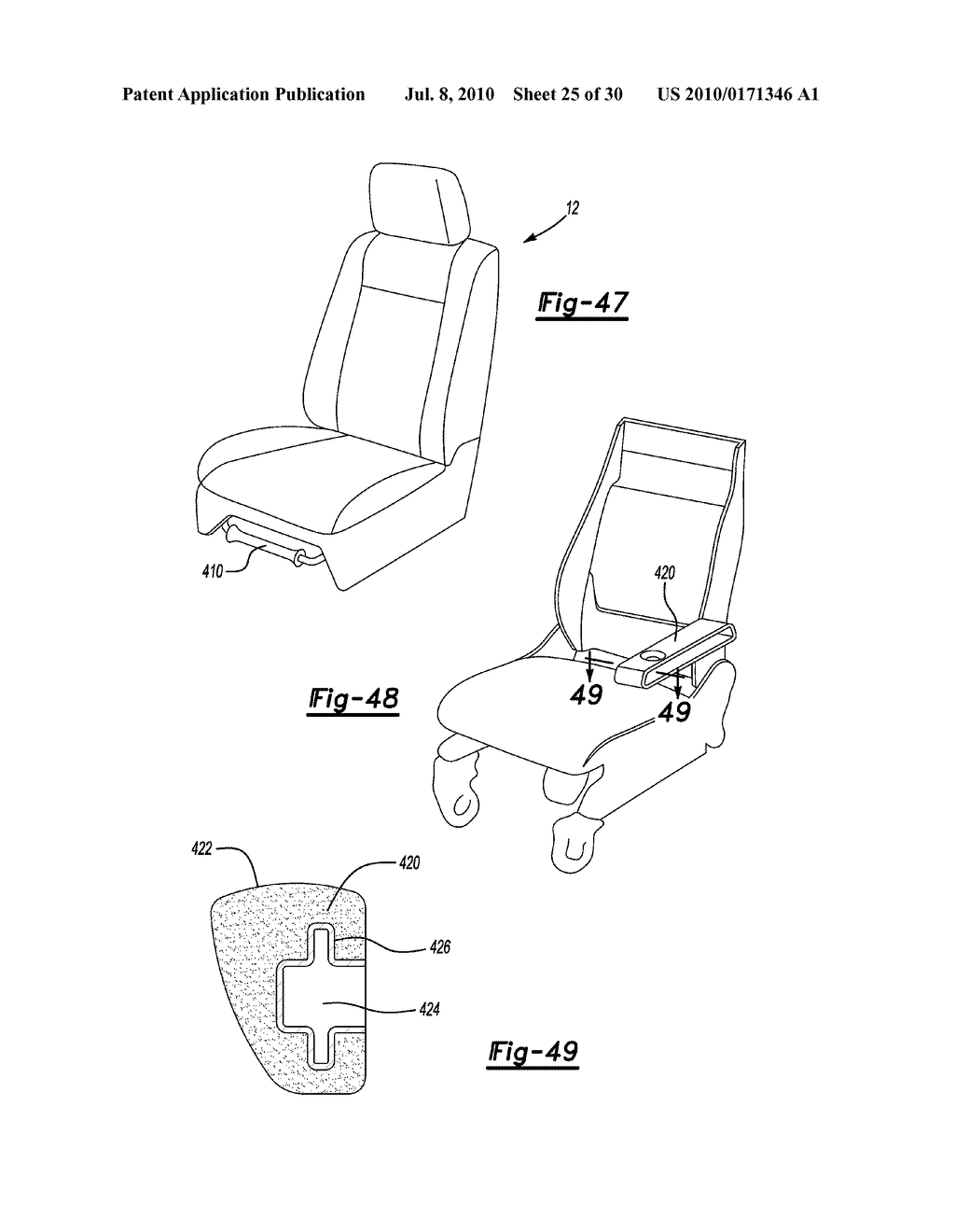 Closed Cell Foam Vehicle Interior Component And Method Of Making Same - diagram, schematic, and image 26