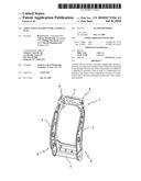 STRUCTURAL ELEMENT FOR A VEHICLE SEAT diagram and image