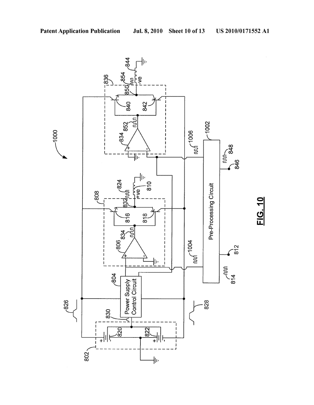 Push-Pull Linear Hybrid Class H Amplifier - diagram, schematic, and image 11