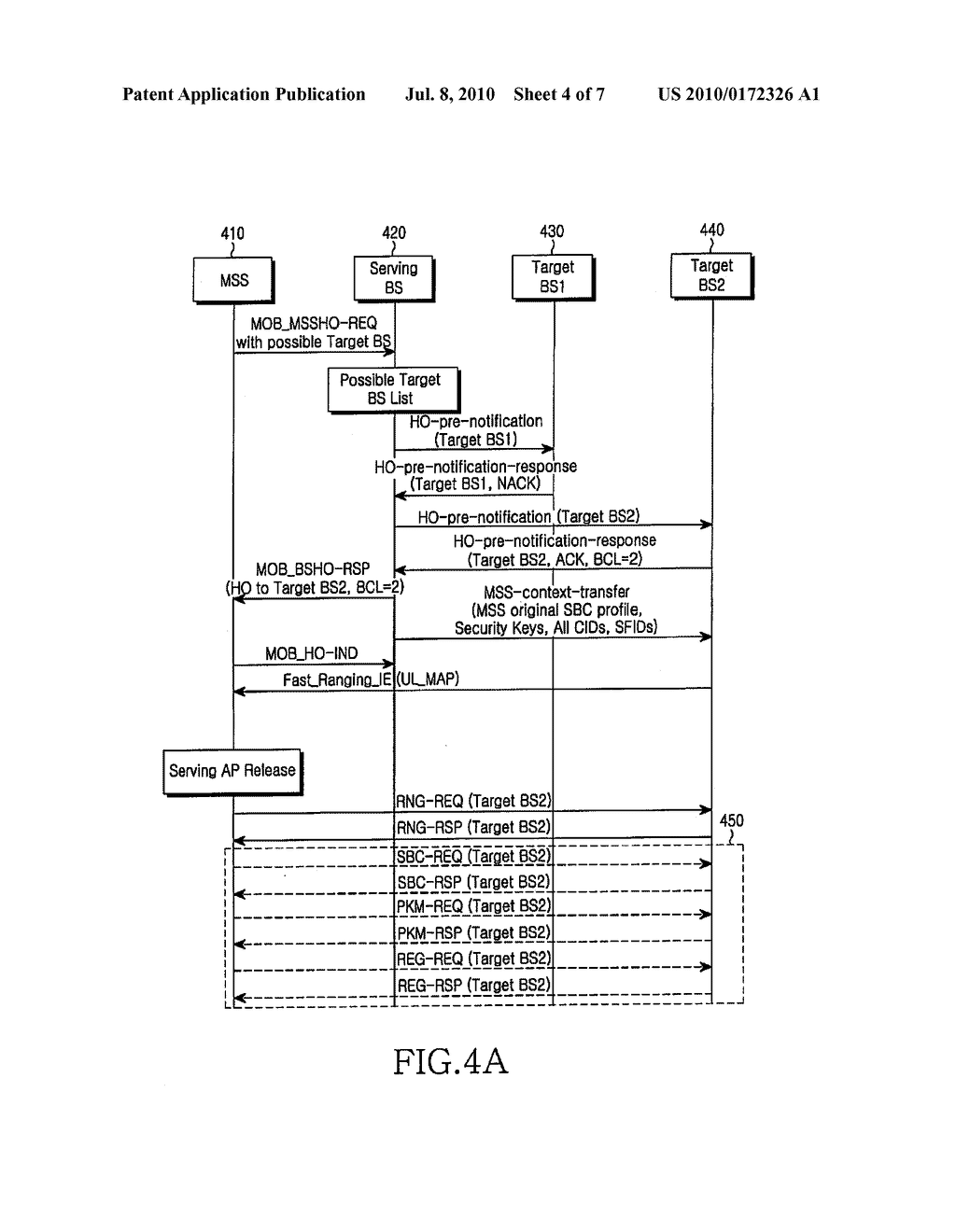 SYSTEM AND METHOD FOR OPTIMIZING HANDOVER IN MOBILE COMMUNICATION SYSTEM - diagram, schematic, and image 05
