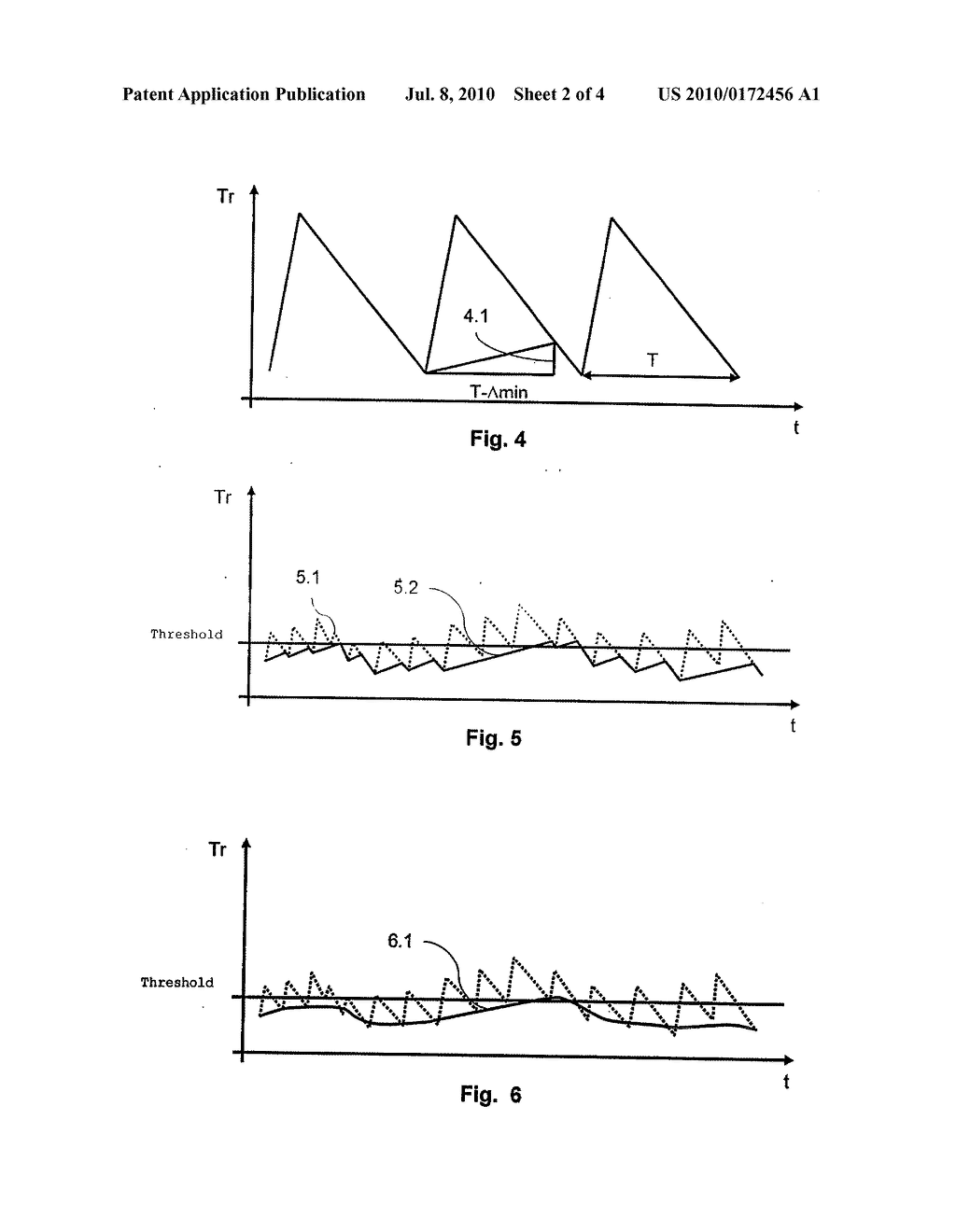 METHOD FOR ADJUSTING TRANSMISSION JITTER IN A RECEPTION TERMINAL - diagram, schematic, and image 03