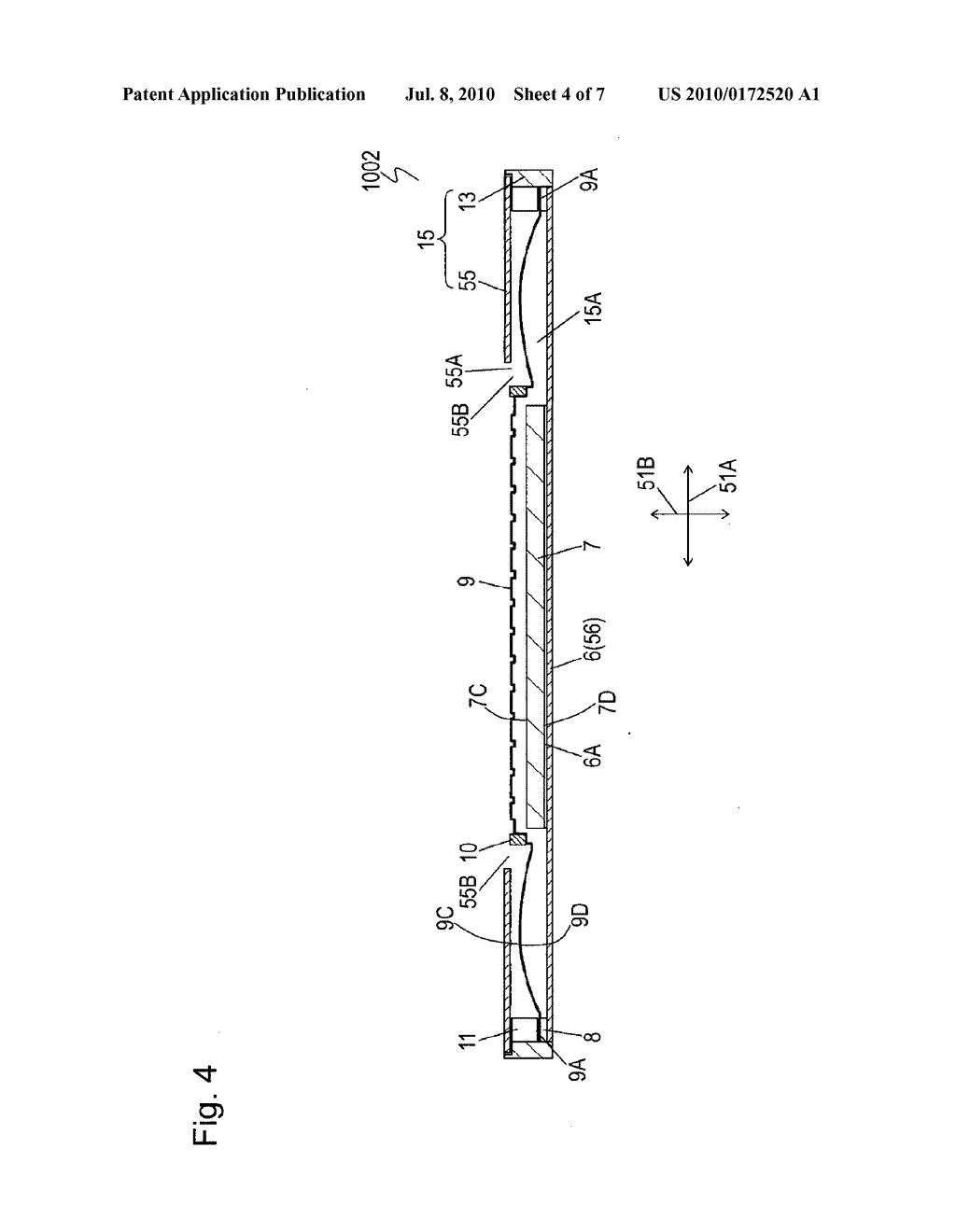 ASSEMBLING METHOD OF SPEAKER AND ELECTRONIC APPARATUS EMPLOYING THAT SPEAKER - diagram, schematic, and image 05