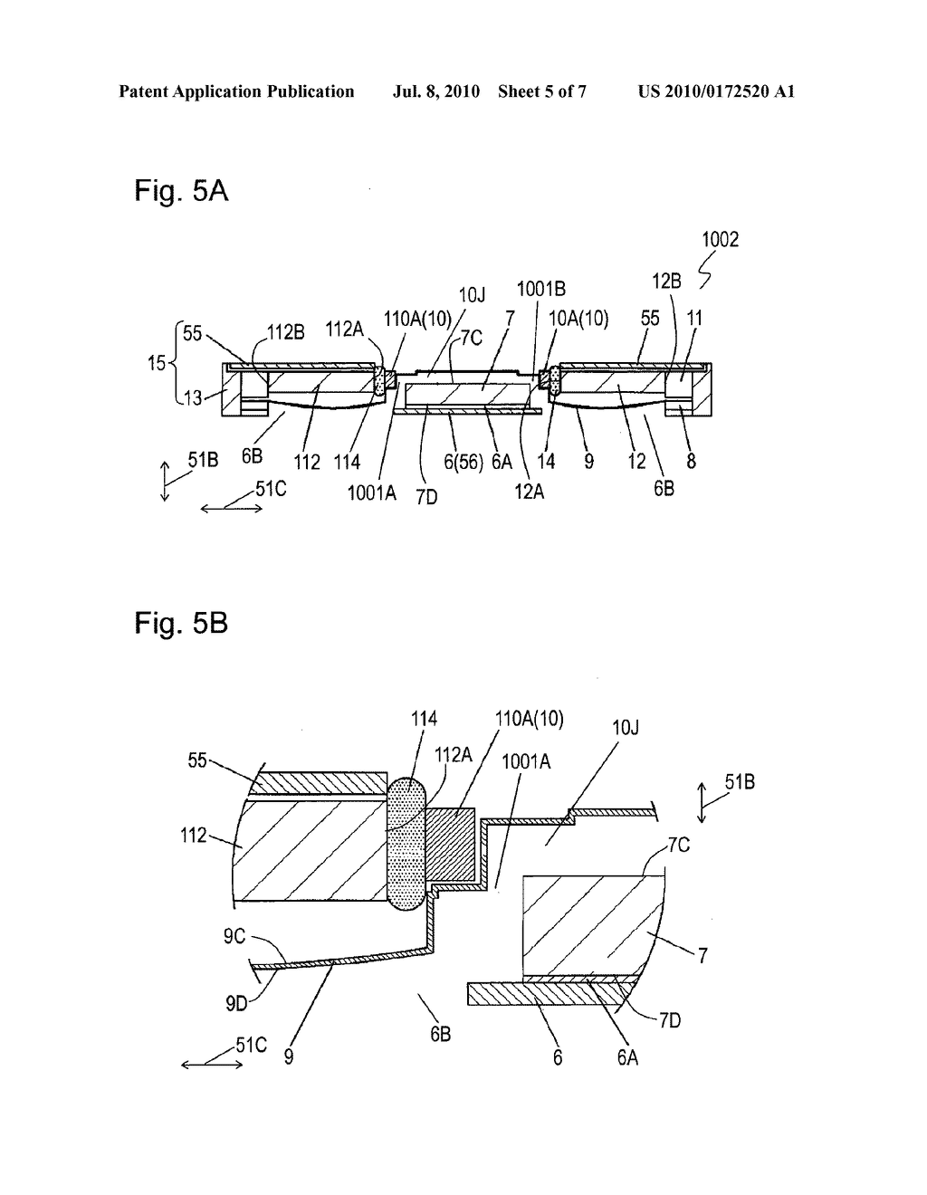 ASSEMBLING METHOD OF SPEAKER AND ELECTRONIC APPARATUS EMPLOYING THAT SPEAKER - diagram, schematic, and image 06