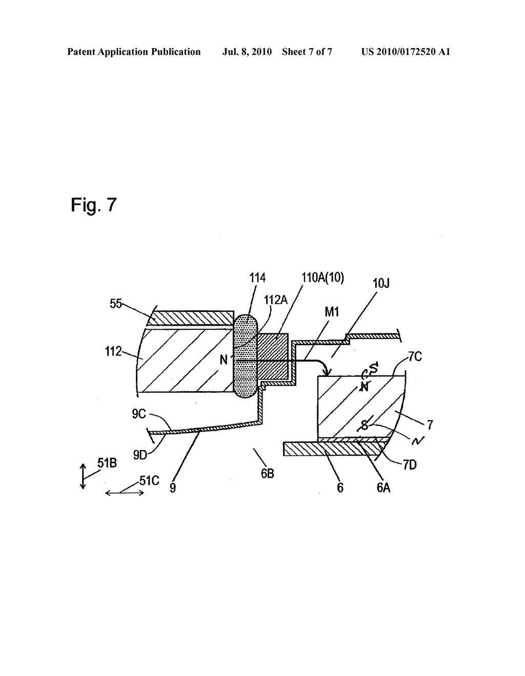 ASSEMBLING METHOD OF SPEAKER AND ELECTRONIC APPARATUS EMPLOYING THAT SPEAKER - diagram, schematic, and image 08