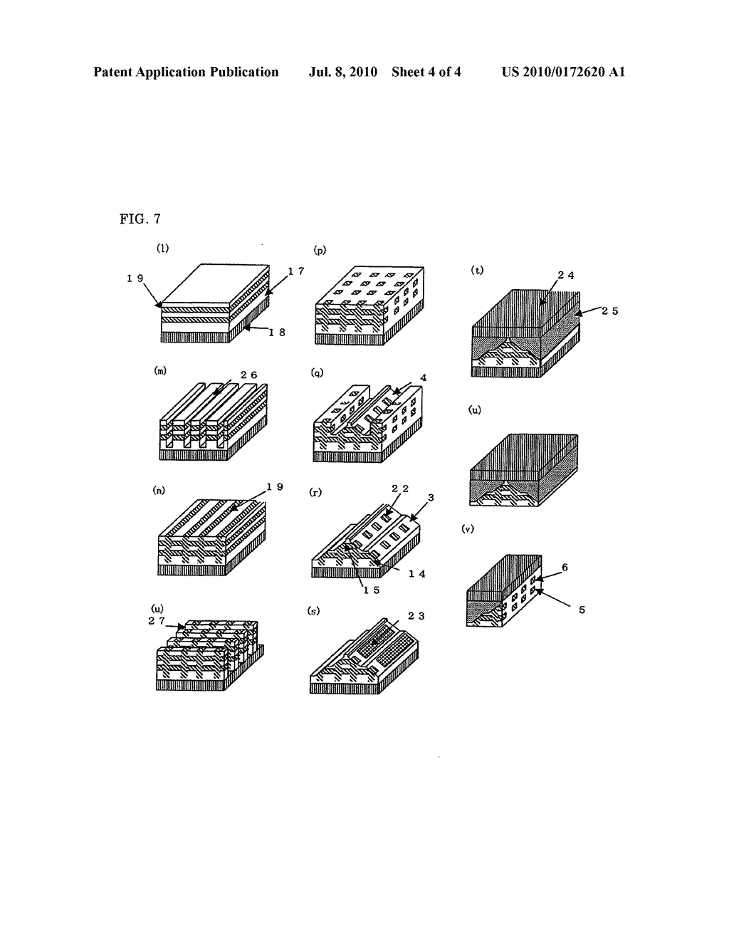 Optical Axis Converting Element and Method for Manufacturing the Same - diagram, schematic, and image 05