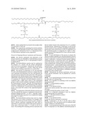 SILICONE COPOLYMERS AND ELASTOMERS DERIVED FROM NATURAL OILS diagram and image