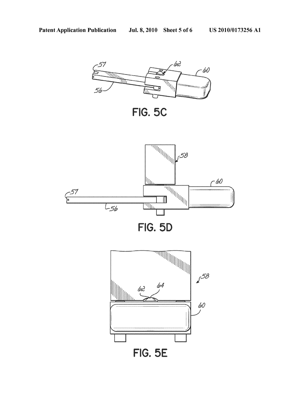 Surface Treated Polycrystalline Ceramic Orthodontic Bracket and Method of Making Same - diagram, schematic, and image 06