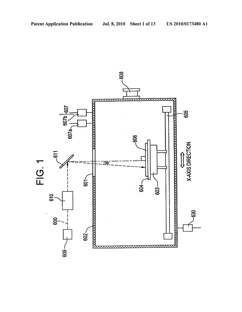 LASER ANNEALING APPARATUS AND SEMICONDUCTOR DEVICE MANUFACTURING METHOD - diagram, schematic, and image 02