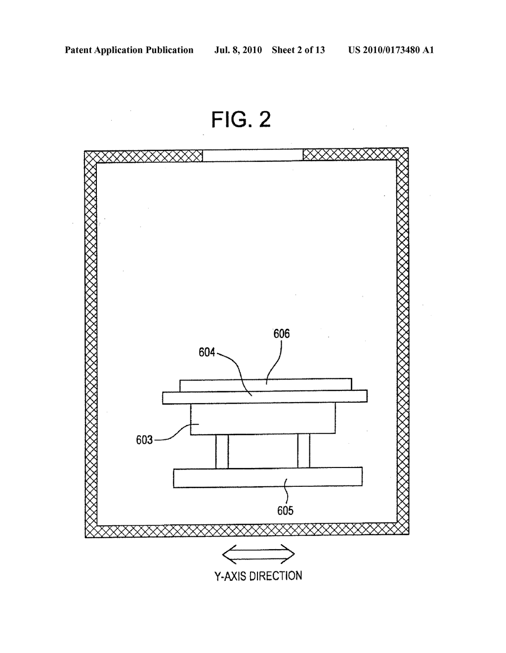 LASER ANNEALING APPARATUS AND SEMICONDUCTOR DEVICE MANUFACTURING METHOD - diagram, schematic, and image 03