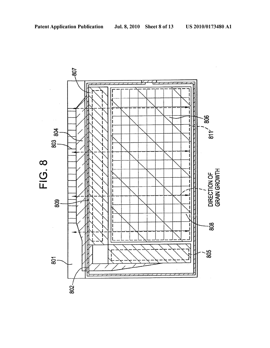 LASER ANNEALING APPARATUS AND SEMICONDUCTOR DEVICE MANUFACTURING METHOD - diagram, schematic, and image 09