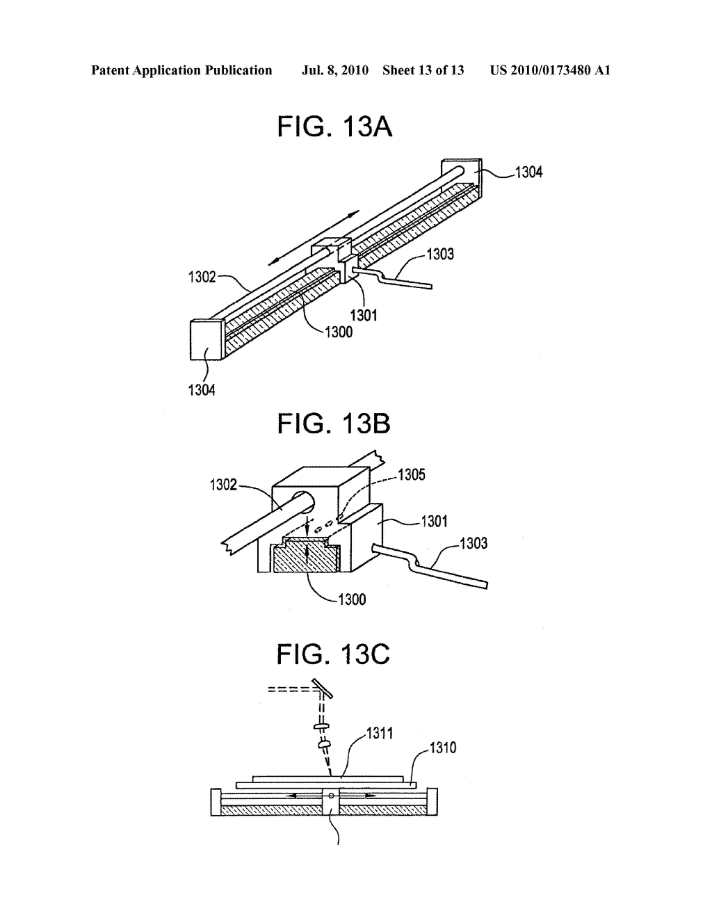 LASER ANNEALING APPARATUS AND SEMICONDUCTOR DEVICE MANUFACTURING METHOD - diagram, schematic, and image 14