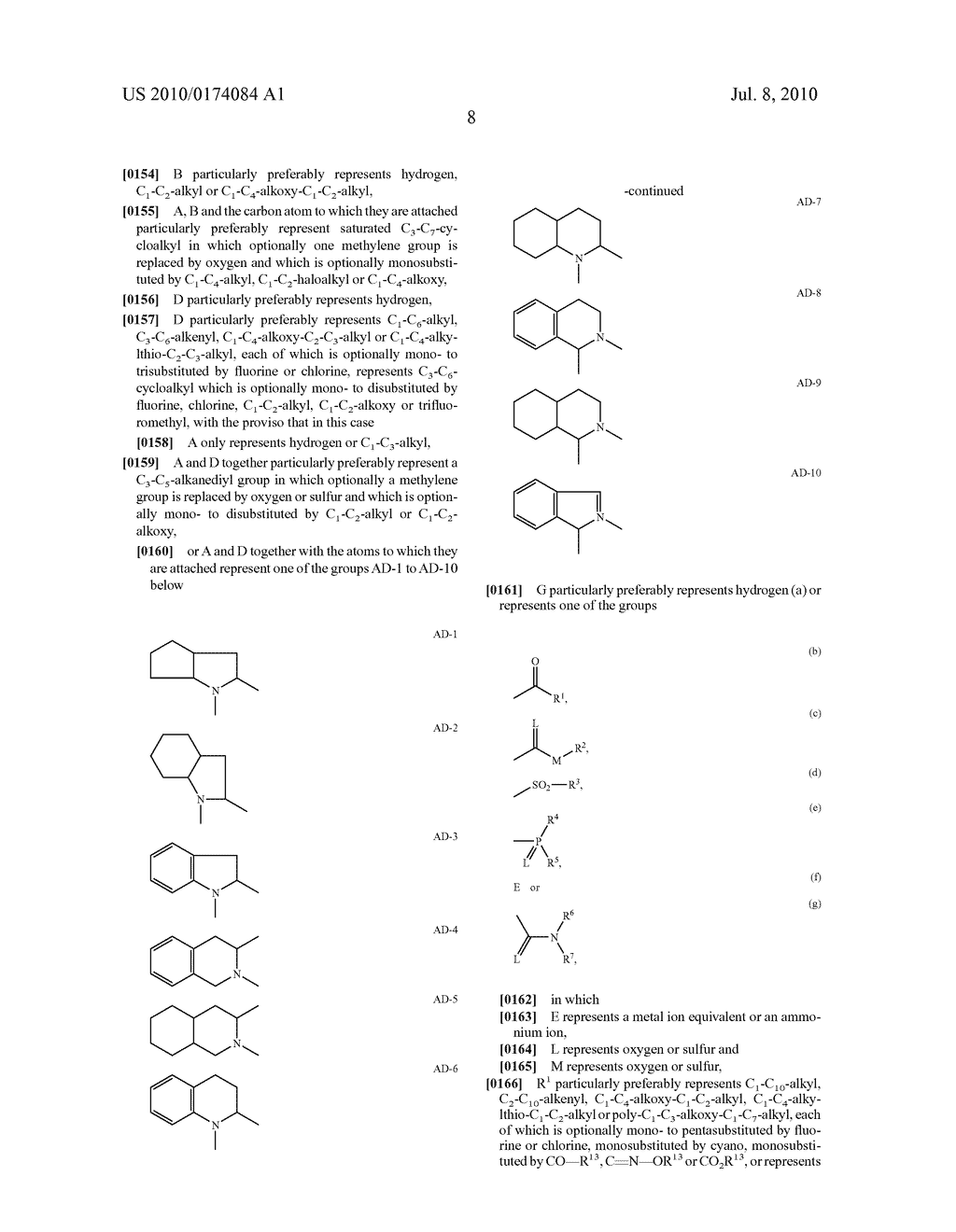 2-Alkoxy-6-alkyl-phenyl-substituted Spirocyclic Tetramic Acid Derivatives - diagram, schematic, and image 09