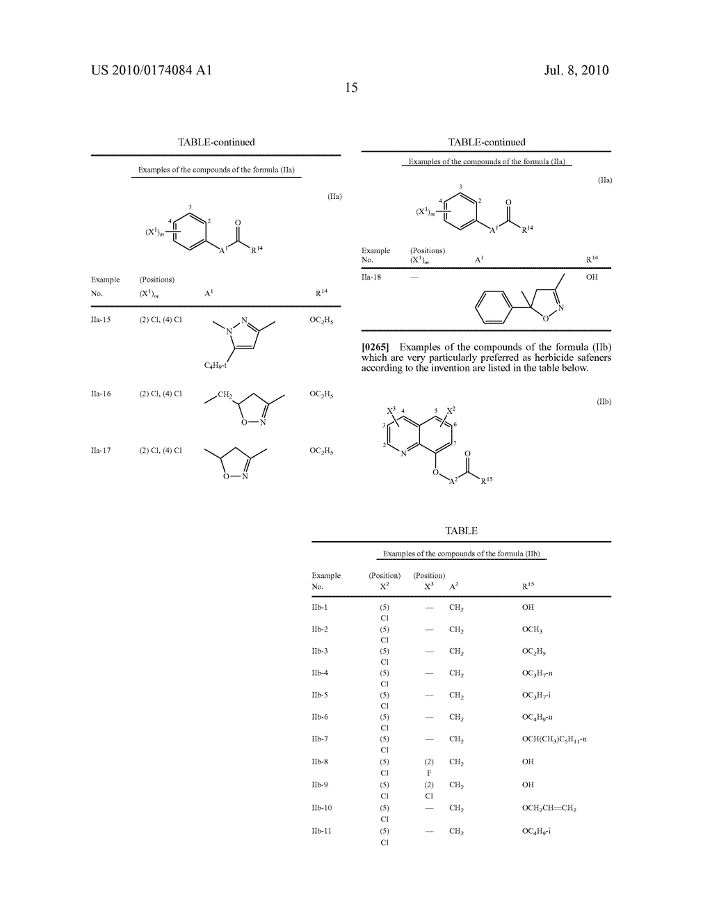 2-Alkoxy-6-alkyl-phenyl-substituted Spirocyclic Tetramic Acid Derivatives - diagram, schematic, and image 16