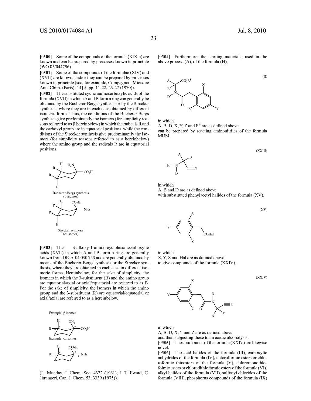 2-Alkoxy-6-alkyl-phenyl-substituted Spirocyclic Tetramic Acid Derivatives - diagram, schematic, and image 24