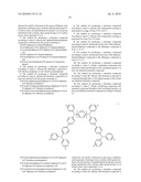 TETRAMINE COMPOUND AND ORGANIC EL DEVICE diagram and image