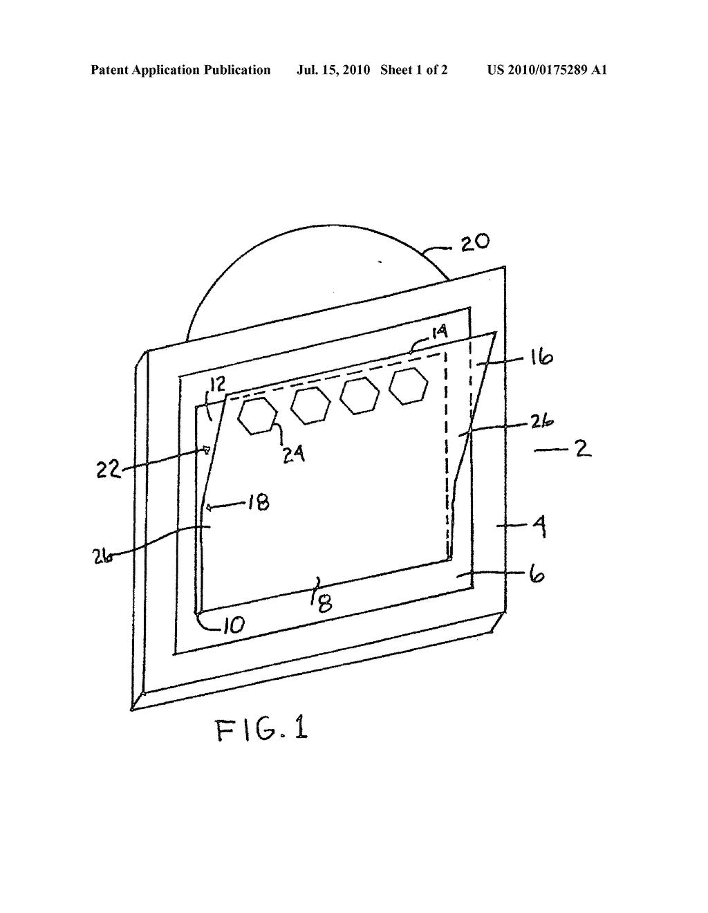 Novel image display device - diagram, schematic, and image 02