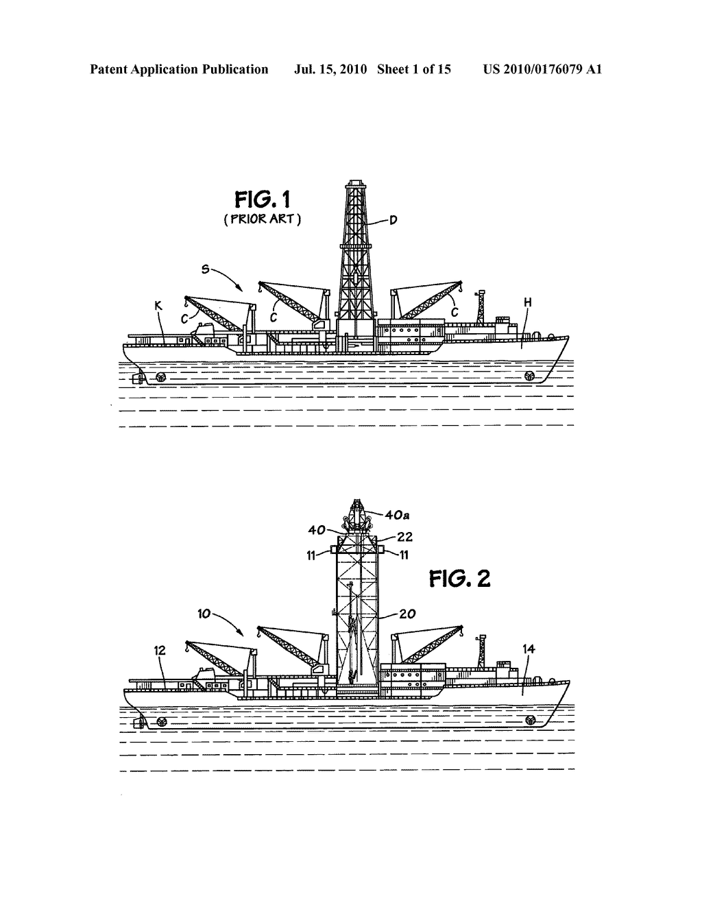 Drill ship diagram schematic and image 02 pooptronica Images