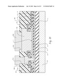 ELECTRONIC COMPONENT WITH REACTIVE BARRIER AND HERMETIC PASSIVATION LAYER diagram and image