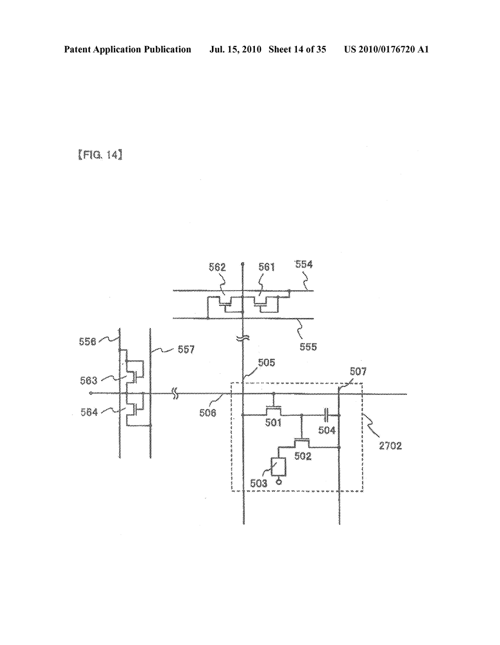 DISPLAY DEVICE, ELECTRONIC APPARATUS, AND METHOD OF FABRICATING THE DISPLAY DEVICE - diagram, schematic, and image 15