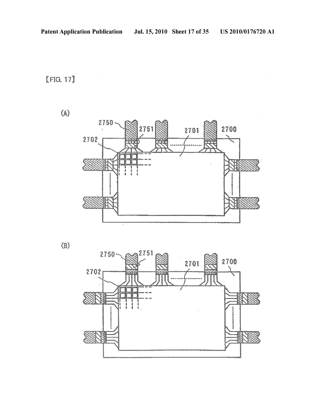 DISPLAY DEVICE, ELECTRONIC APPARATUS, AND METHOD OF FABRICATING THE DISPLAY DEVICE - diagram, schematic, and image 18