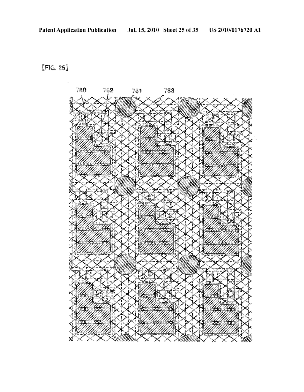 DISPLAY DEVICE, ELECTRONIC APPARATUS, AND METHOD OF FABRICATING THE DISPLAY DEVICE - diagram, schematic, and image 26