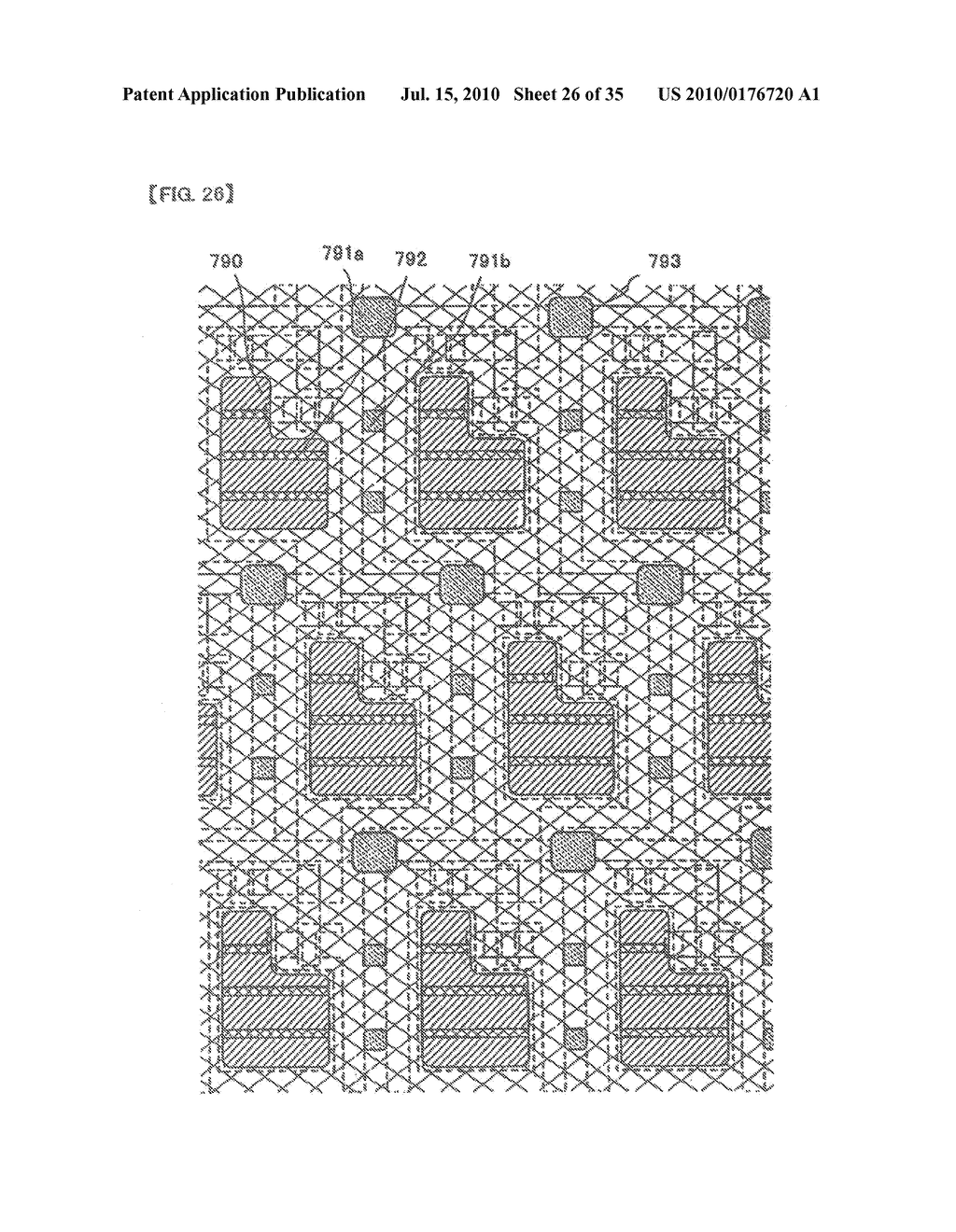 DISPLAY DEVICE, ELECTRONIC APPARATUS, AND METHOD OF FABRICATING THE DISPLAY DEVICE - diagram, schematic, and image 27