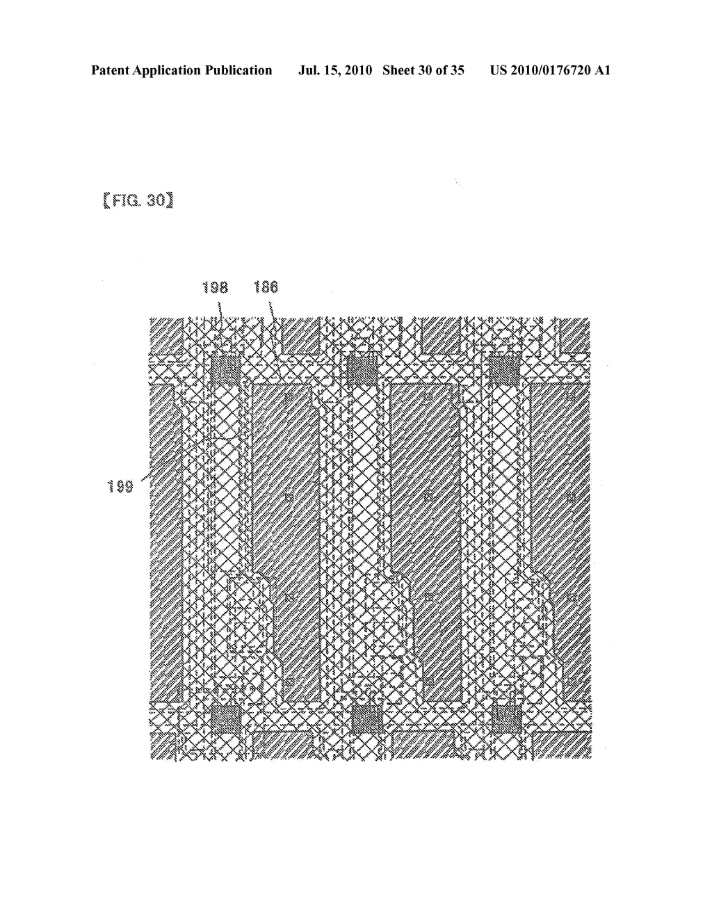 DISPLAY DEVICE, ELECTRONIC APPARATUS, AND METHOD OF FABRICATING THE DISPLAY DEVICE - diagram, schematic, and image 31