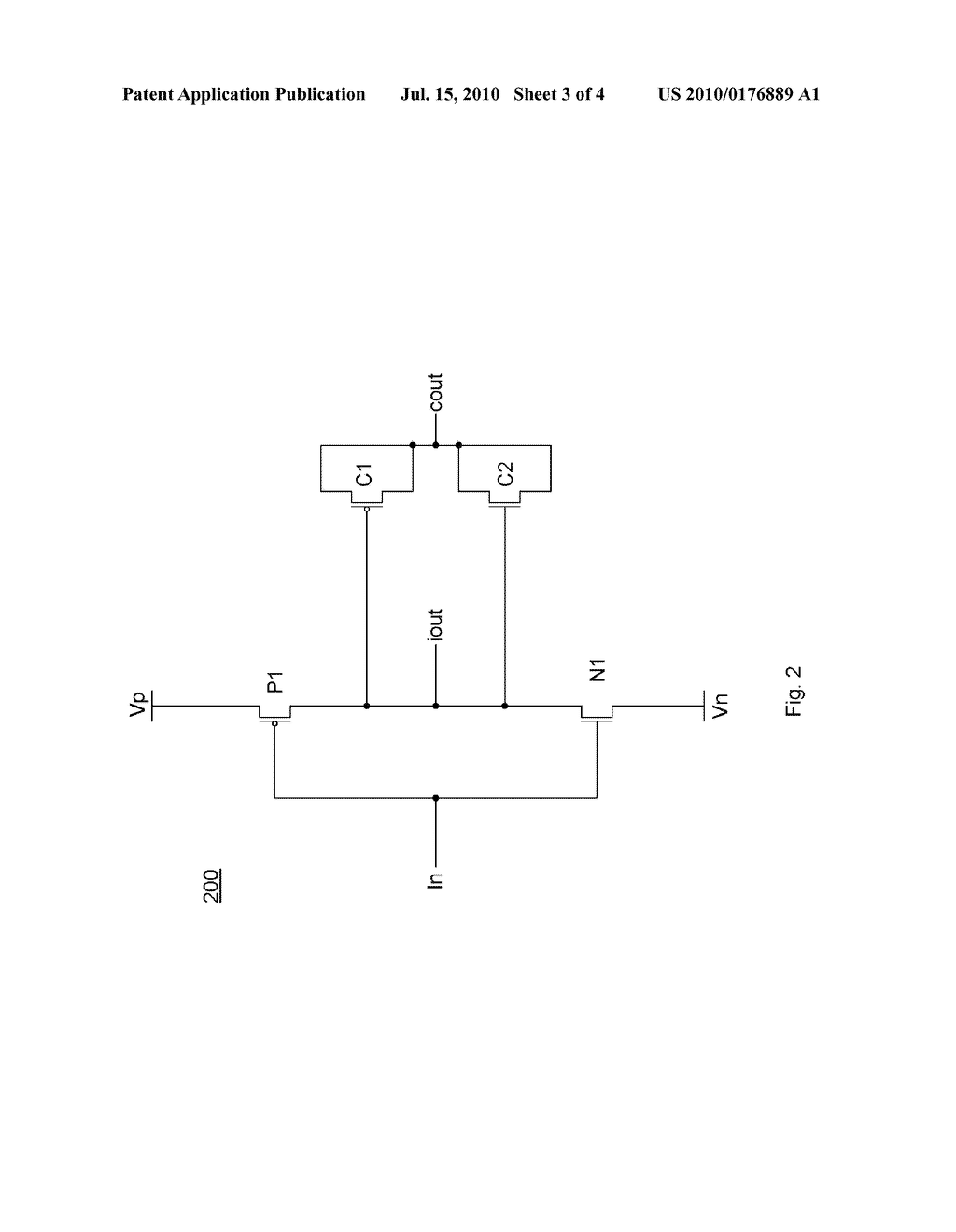 COMPLEMENTARY RING OSCILLATOR WITH CAPACITIVE COUPLING - diagram, schematic, and image 04
