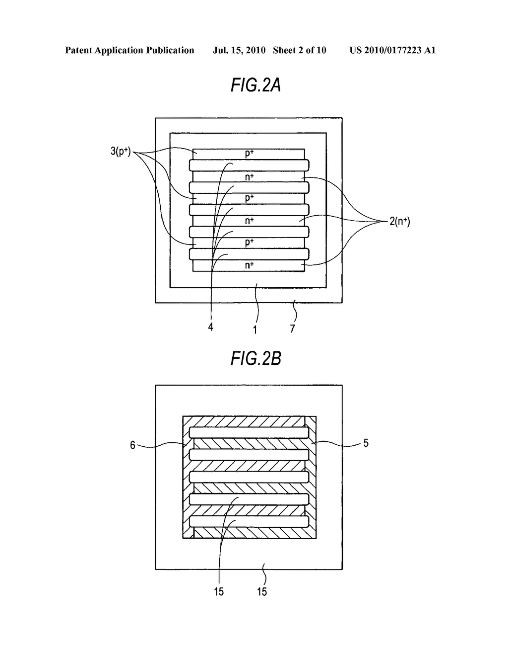 Solid-state imaging device and camera - diagram, schematic, and image 03