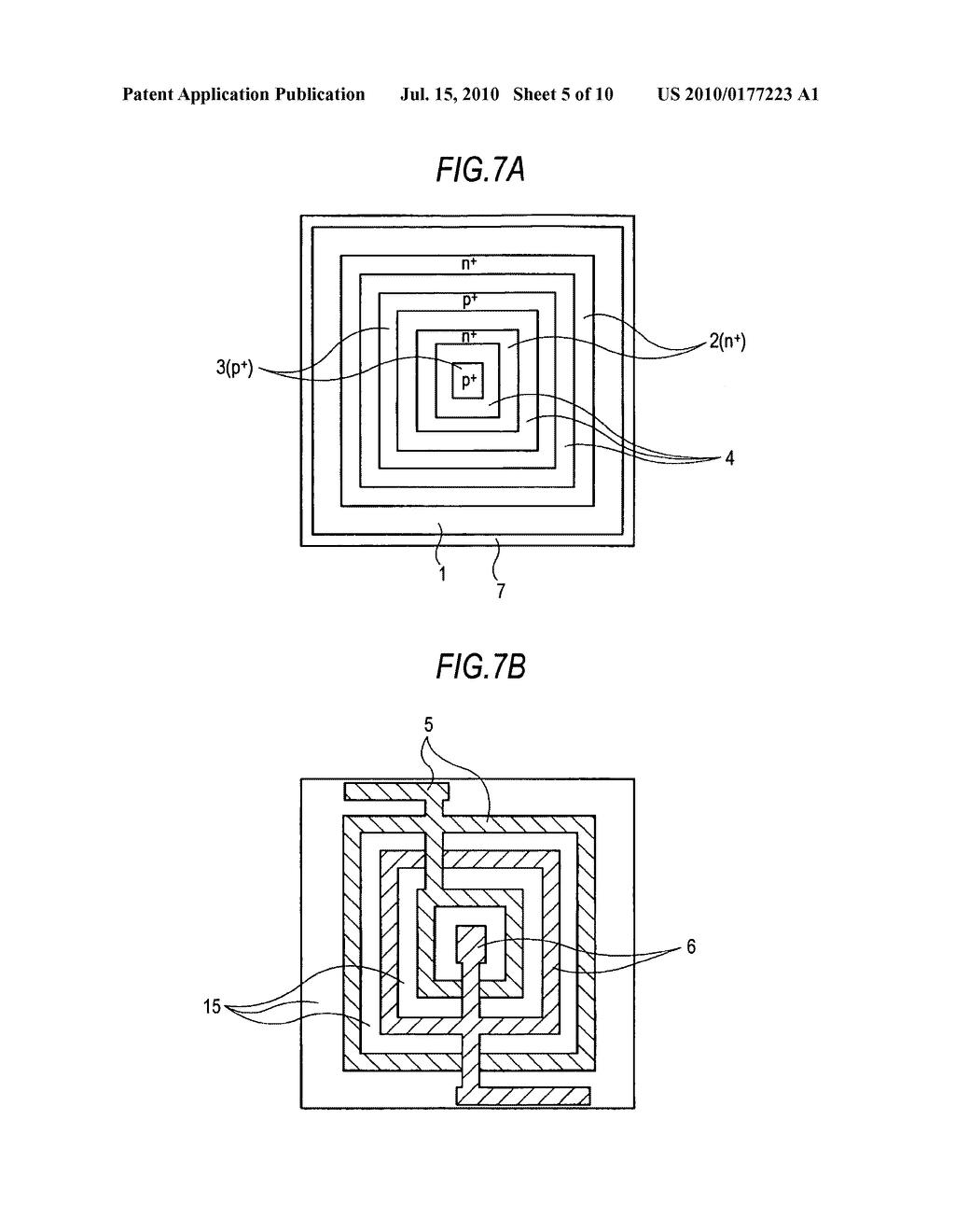 Solid-state imaging device and camera - diagram, schematic, and image 06