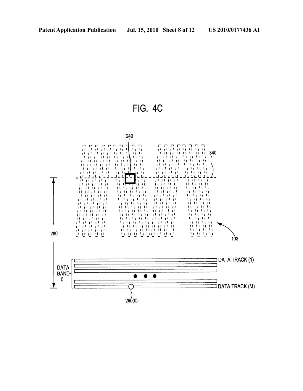 APPARATUS AND METHOD TO TRANSFER DATA TO AND FROM A SEQUENTIAL INFORMATION STORAGE MEDIUM - diagram, schematic, and image 09