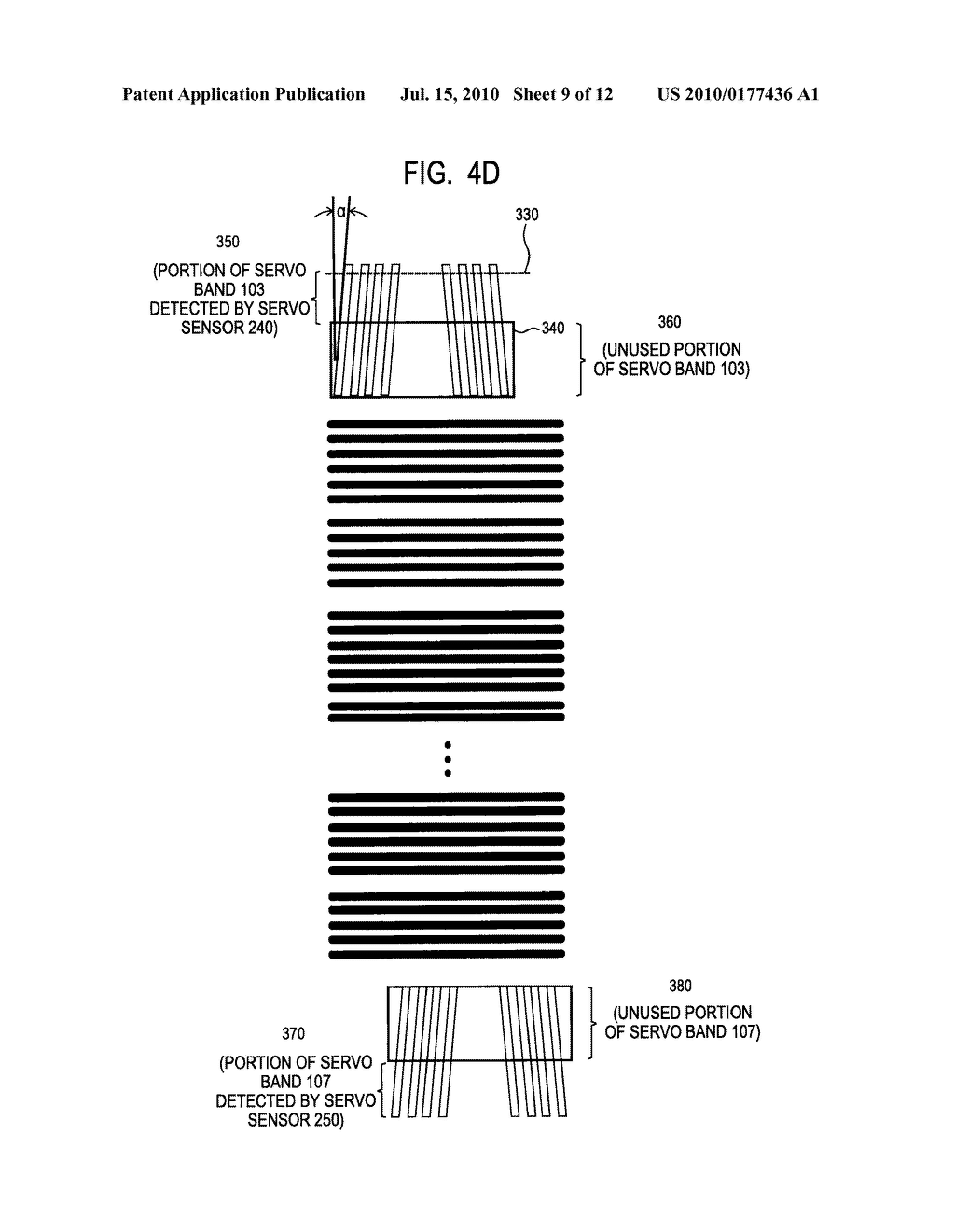 APPARATUS AND METHOD TO TRANSFER DATA TO AND FROM A SEQUENTIAL INFORMATION STORAGE MEDIUM - diagram, schematic, and image 10