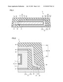 SOLID ELECTROLYTIC CAPACITOR AND METHOD OF FABRICATING THE SAME diagram and image