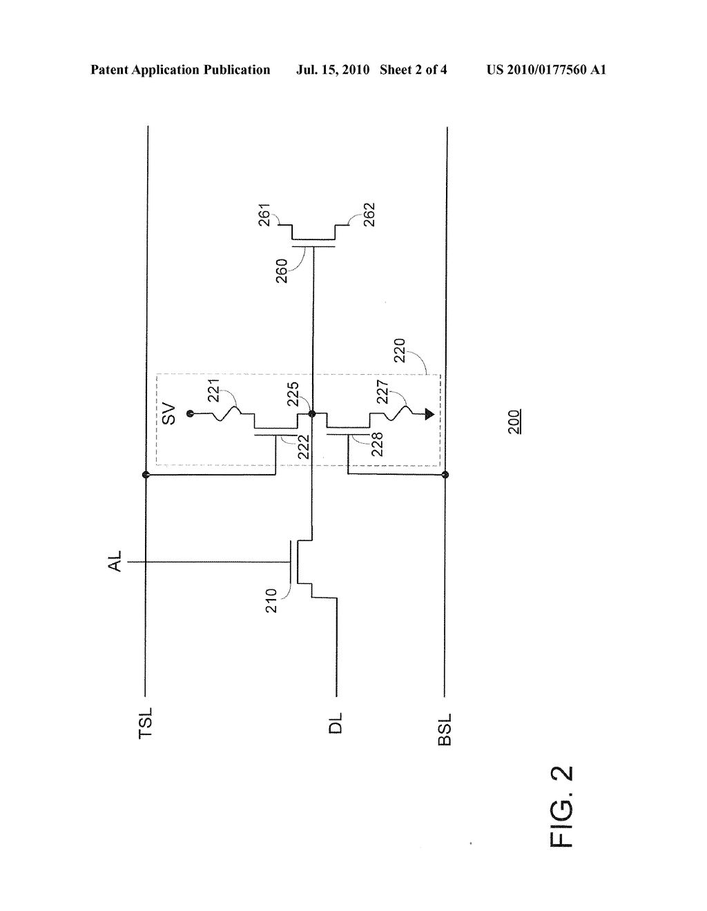 Non Volatile Memory Circuit Including Voltage Divider With Phase Change Devices Diagram Schematic And Image 03