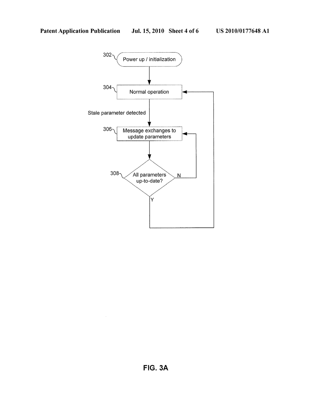 METHOD AND SYSTEM FOR STATEFUL NEGOTIATION OF ENERGY EFFICIENT PARAMETERS IN LAYER 2 - diagram, schematic, and image 05