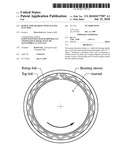 RADIAL FOIL BEARING WITH SEALING FUNCTION diagram and image