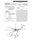 SINGLE ROTOR MODEL HELICOPTER WITH IMPROVED STABILITY BEHAVIOR diagram and image