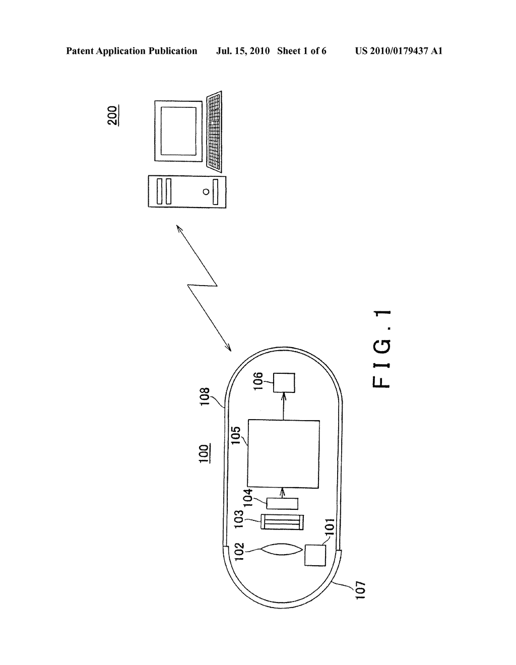 IMAGE CAPTURING APPARATUS, IMAGE CAPTURING METHOD, AND COMPUTER READABLE MEDIUM - diagram, schematic, and image 02