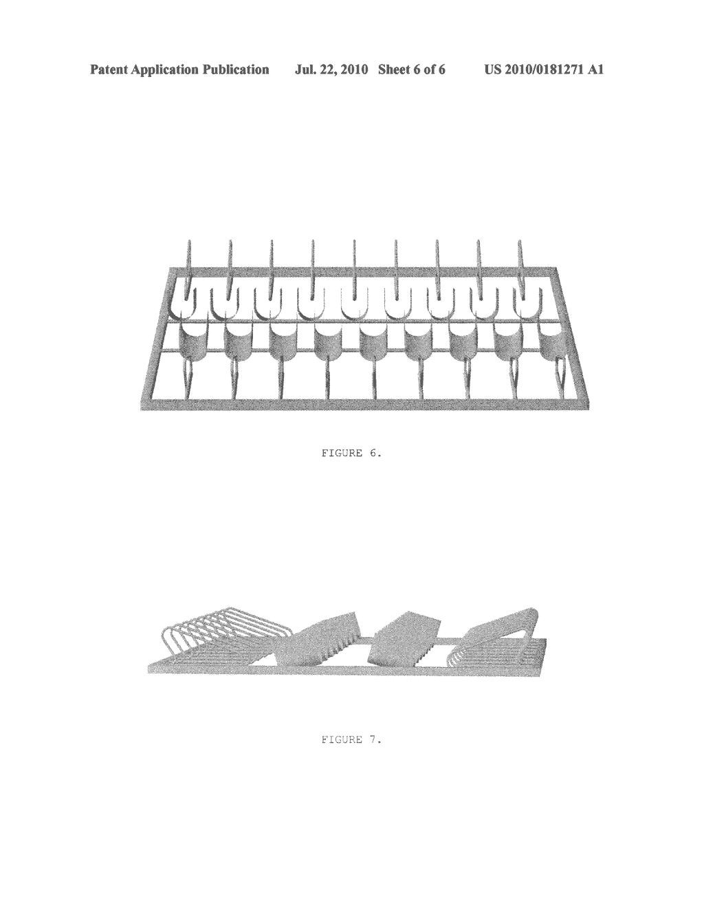 GRILL, TRAY AND CART SYSTEM TO FREEZE FOODS - diagram, schematic, and image 07