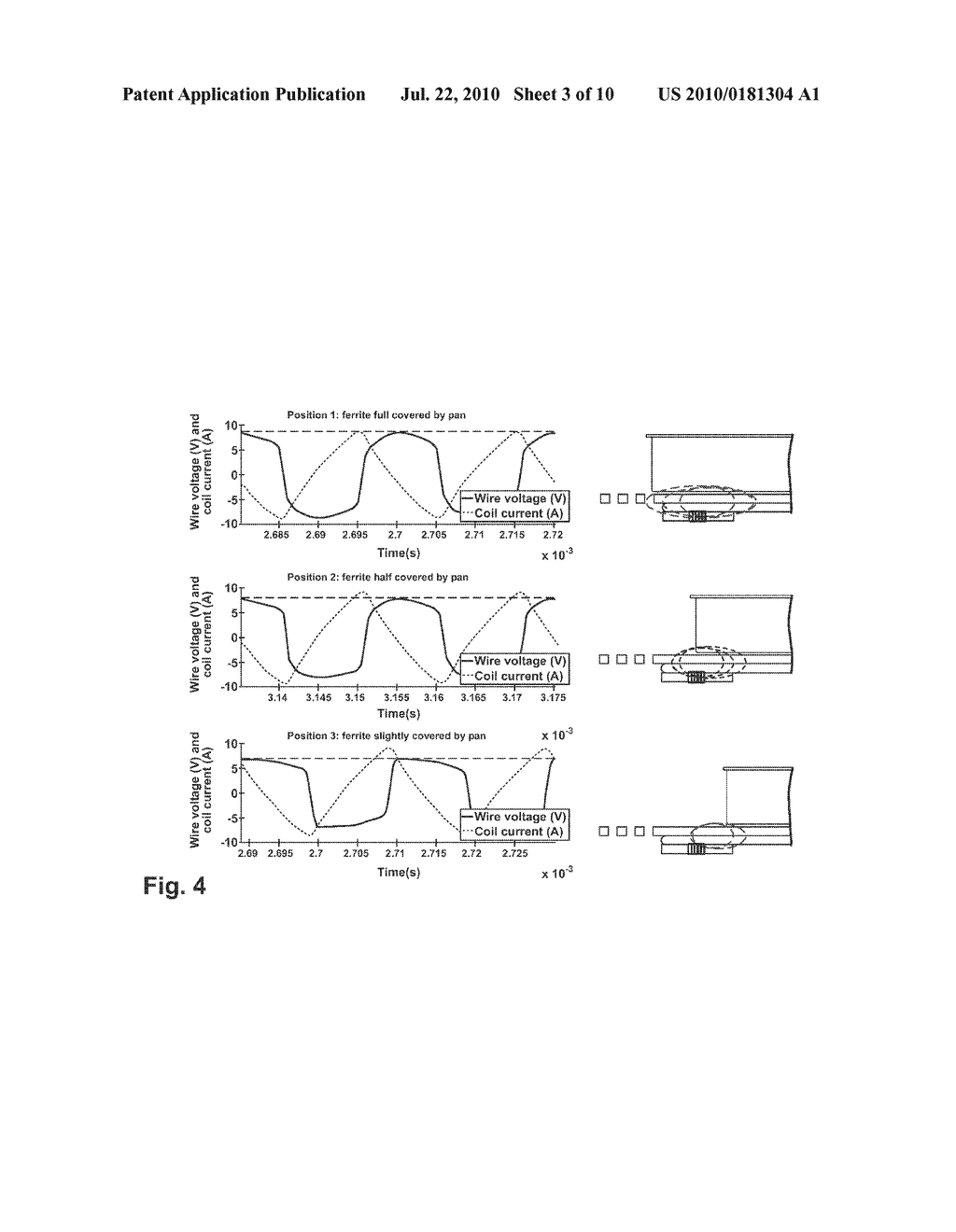 Method For Detecting The Pan Size In Induction Cooking Hobs And Cooker Circuit Diagram Hob Carrying Out Such Schematic Image 04