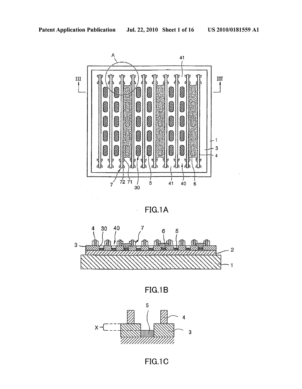 ORGANIC EL DISPLAY PANEL AND MANUFACTURING METHOD THEREOF - diagram, schematic, and image 02