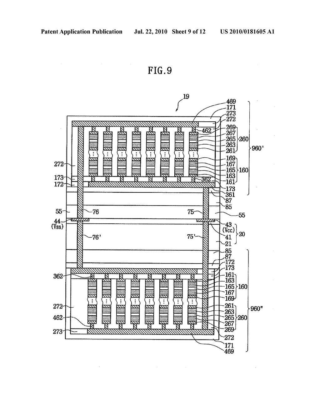 DATA STORAGE DEVICE HAVING SELF-POWERED SEMICONDUCTOR DEVICE - diagram, schematic, and image 10