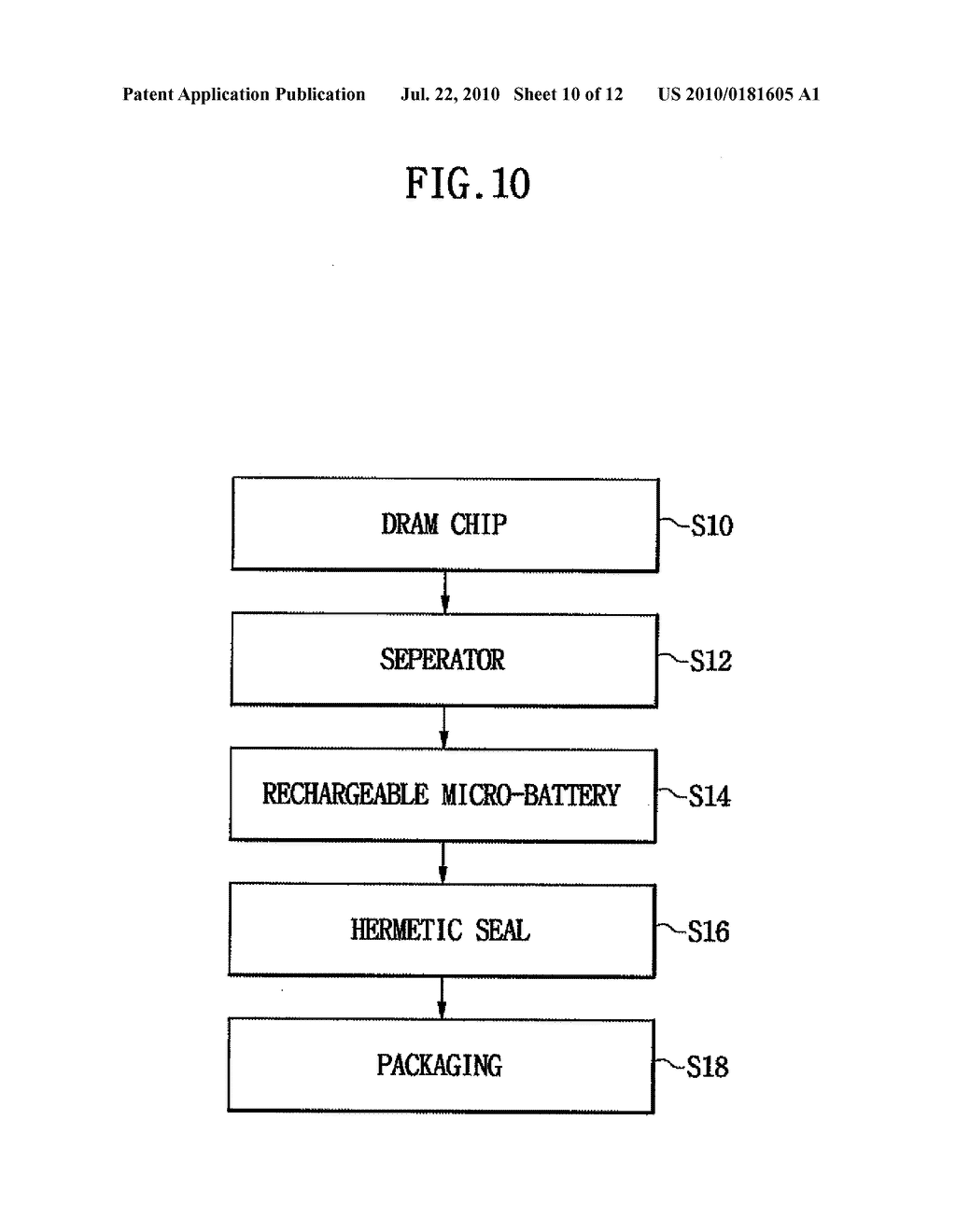 DATA STORAGE DEVICE HAVING SELF-POWERED SEMICONDUCTOR DEVICE - diagram, schematic, and image 11