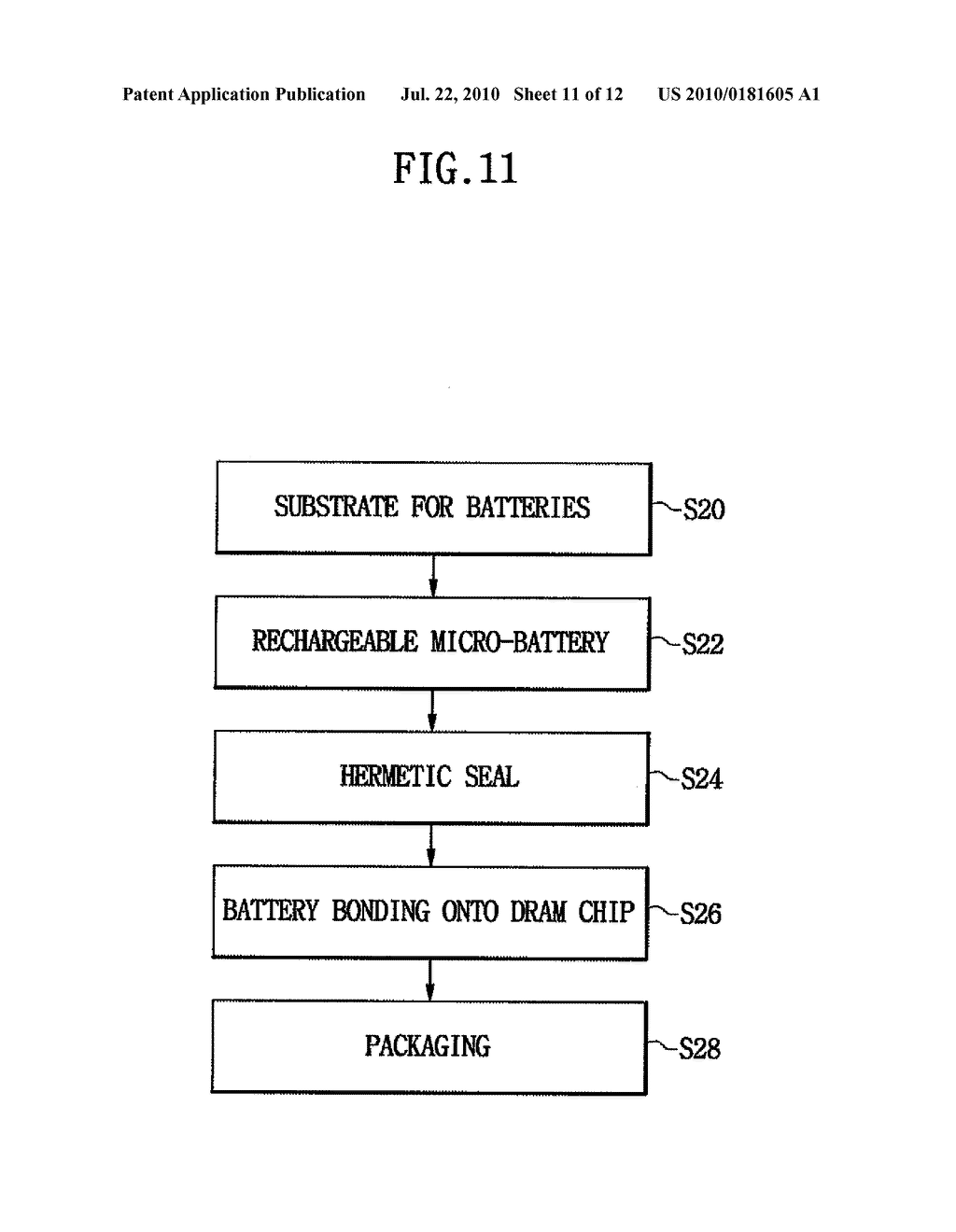DATA STORAGE DEVICE HAVING SELF-POWERED SEMICONDUCTOR DEVICE - diagram, schematic, and image 12