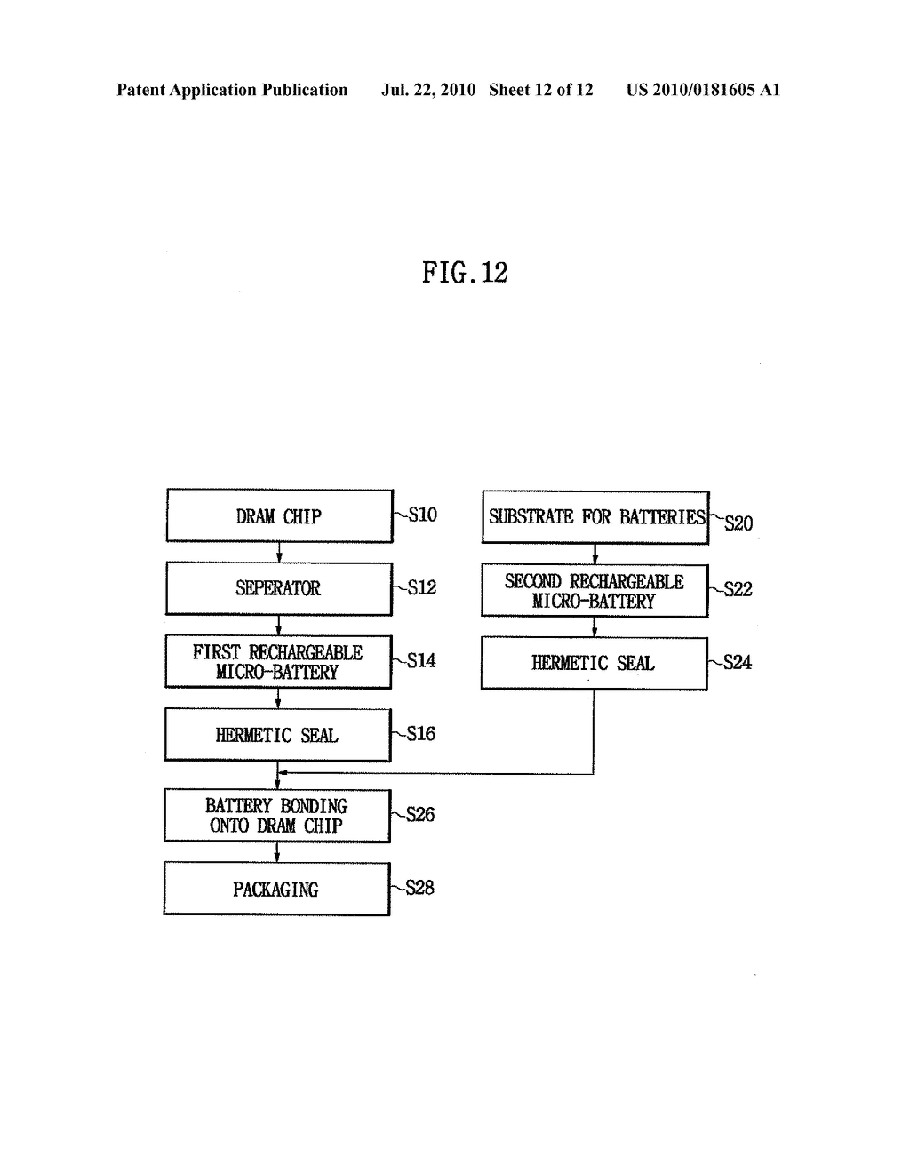 DATA STORAGE DEVICE HAVING SELF-POWERED SEMICONDUCTOR DEVICE - diagram, schematic, and image 13