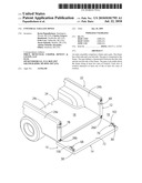 UNIVERSAL TAILGATE HINGE diagram and image